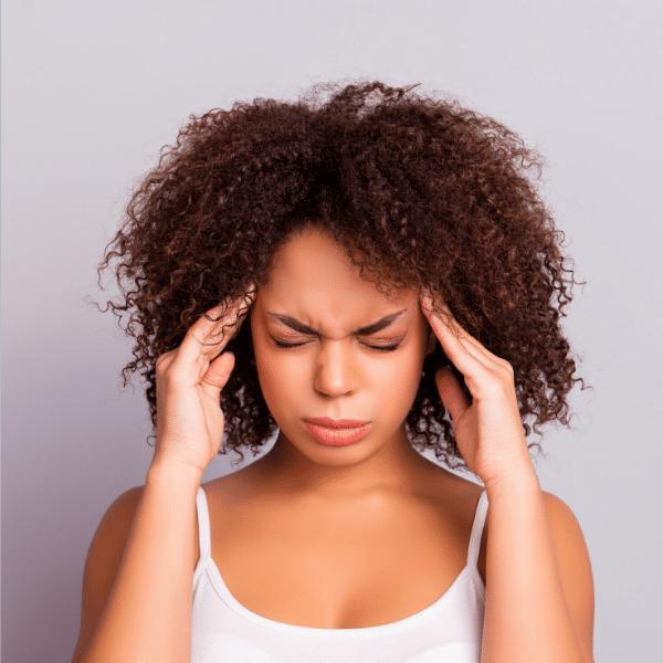 headache from car accident