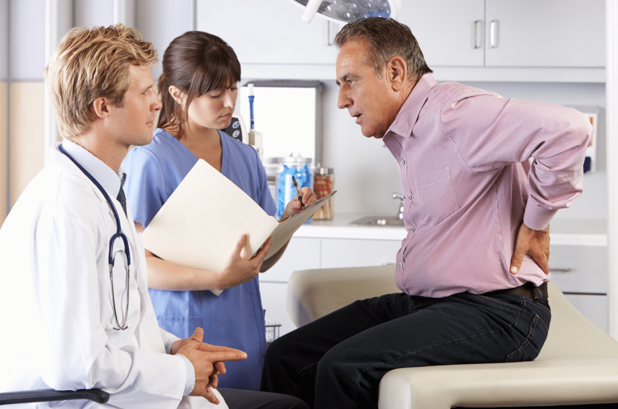 medical consultation with doctors