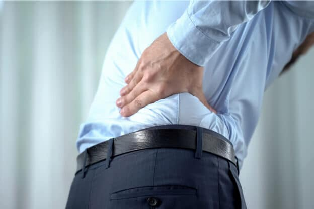herniated disc from car accident settlement in georgia